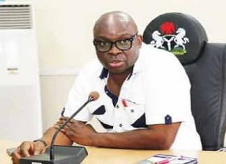 Ekiti promotes 9,583 public servants