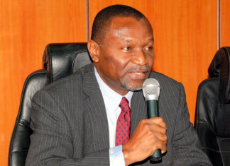Budget minister explains projections for MTEF and FSP for 2018-2020
