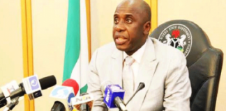 Ticket racketeering: Amaechi removes managers, porter's, ticket officers