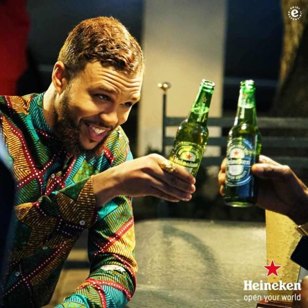 What Heineken, Nigeria have in common– Jidenna