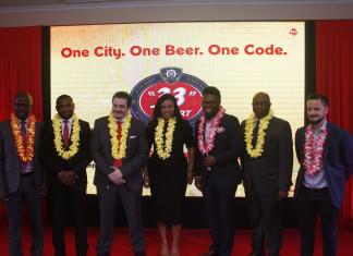 """33"" Export unveils 'City of Friends'"