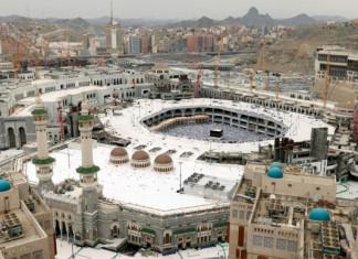 Bombers target Saudi grand mosque