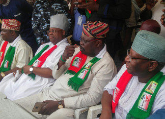 Breaking: Osun West bye-election: Ademola, Isiaka Adeleke's brother wins
