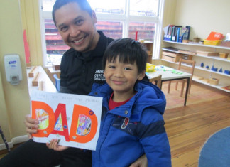 Father's Day: Fathers' Day: Promote love, understanding in homes, cleric urges father