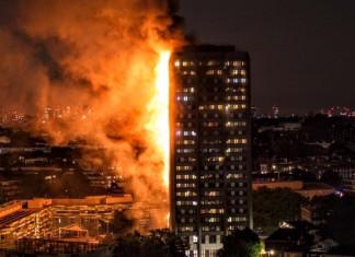 58 feared dead in London tower fire –Police