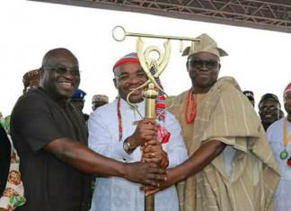 Ibibio nation honours Gov. Emmanuel, endorses him for 2019