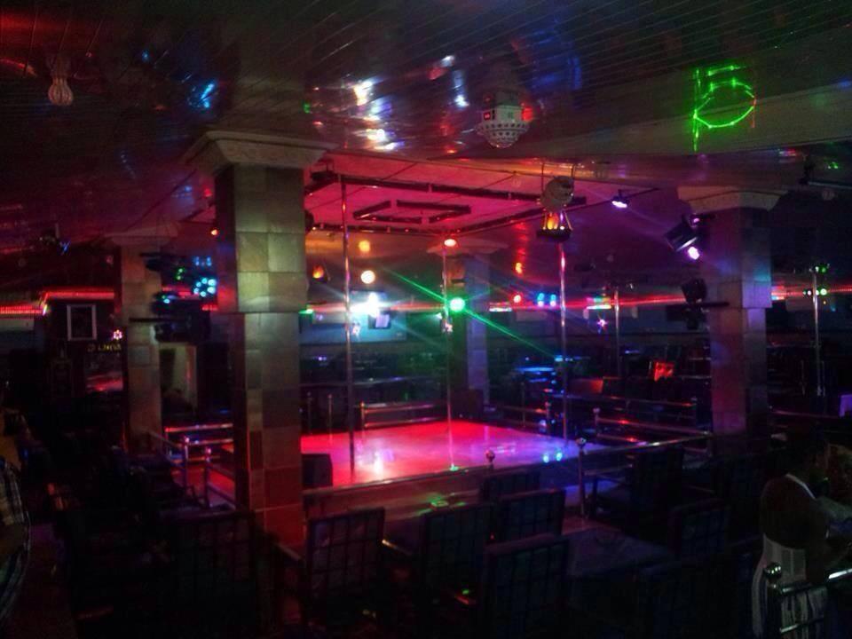 Exclusive: Ikeja: Strippers' hub in Nigeria