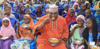 """Atiku Advocates 'Feed and Read"""" Programme To Help Nigeria's Out of School Kids"""