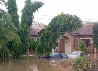 Flood sacks 110,000 people in Makurdi