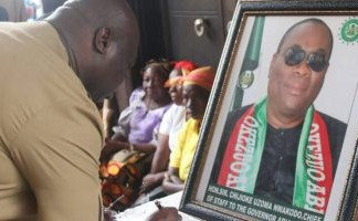 Chijioke Nwakodo gave all for Abia –Ikpeazu