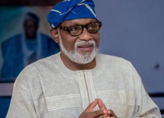 Akeredolu forwards list of commissioner-nominees to Assembly