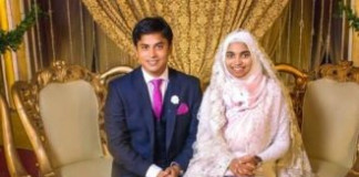 Bangladesh bride stirs social media storm