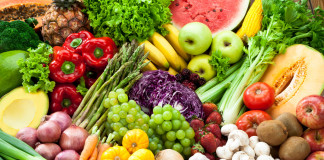 Ward off diseases with healthy diet
