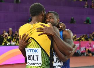 How Usain Bolt was beaten!