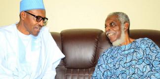 Buhari congratulates Fasanmi at 92