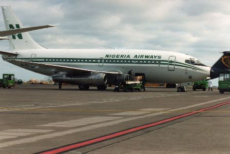 Defunct Nigeria Airways ' workers protest over unpaid entitlements