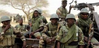 Boko Haram: Soldiers kill 2 insurgents in Bama