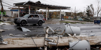 Hurricane Maria drags Puerto Rico into darkness