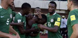 BREAKING: Russia 2018: Heart break for Cameroon as Nigeria almost seals qualification