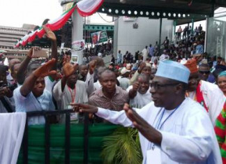 PDP holds convention in December