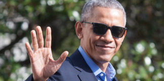 'My love is rich and plentiful': Barack Obama intimate letters to college girlfriend are made public