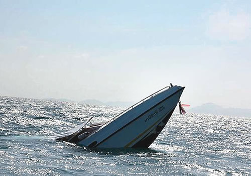 Eleven die as boat capsizes