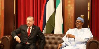Buhari expresses hope of good relationship between Nigeria, Turkey