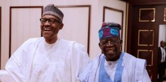 What Buhari and I discussed –Tinubu