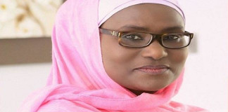Hadiza Abubakar is new chair, wives of northern govs