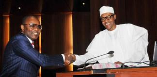 Meeting with Buhari: Kachikwu keeps mum