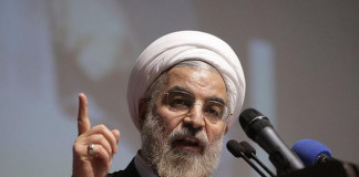 Iran's Rouhani blasts Trump on nuclear deal