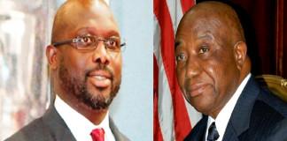 Liberia: Weah, Boakai in final presidential battle