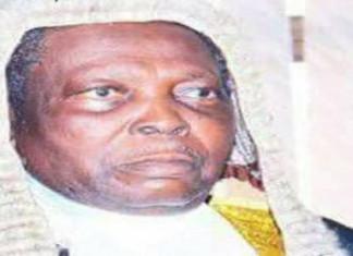 Ex-Supreme Court Judge, Coommassie is dead
