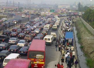 Lagos traffic and its drama!