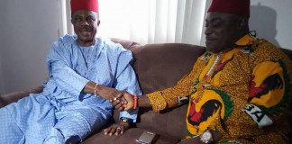 BREAKING: Anambra guber: Court stops Obiano from parading himself as APGA candidate