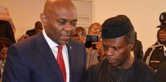 Osinbajo, Elumelu address power sector challenges