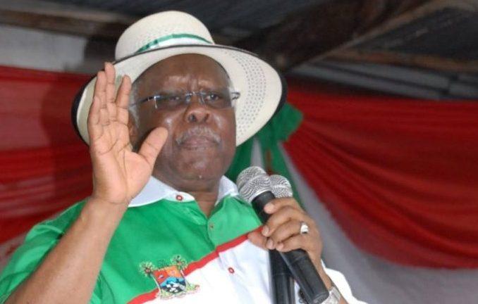 Chairmanship: I will return PDP to winning ways- Bode George