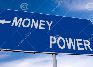 Money or power which would you prefer