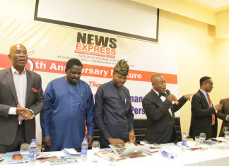 News Express lecture: Stakeholders Examine Restructuring