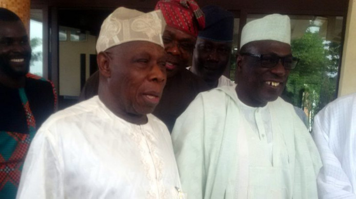 I won't ever return to PDP - Obasanjo