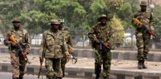 Army confirms ambush on soldiers in Zamfara