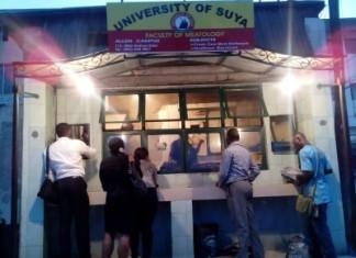 University of Suya is it!