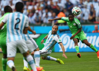 BREAKING: Russia 2018 World Cup Draw: Nigeria, Argentina in same group