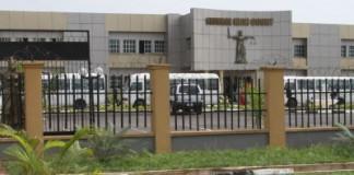 Uyo Fraudster, Wayo Bags 8-Years Jail Term