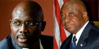 U.S. warns citizens of possible violence in Liberia's election