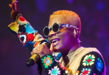 MOBO awards: Buhari congratulates Wizkid, Davido