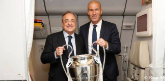 Perez Madrid boss cheers fans, says 2017 a great year