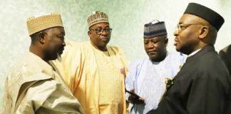 Governors hold emergency meeting in Aso Rock