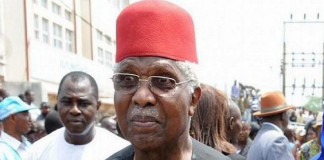 My father never pampered us, says Ekwueme's daughter