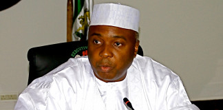 Saraki calls on Nigerians to join fight against drug abuse